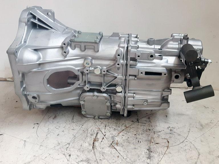 Iveco 3.0 HPI hatfokozatú - Euro 4 felújított sebességváltó